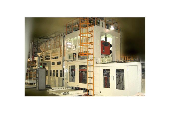 Thermoforming Machine (Male Forming)