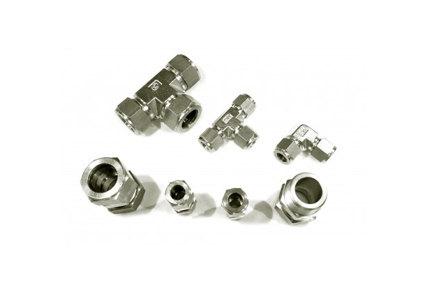i-LOK Double Ferrule Tube Fittings