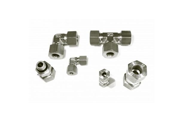 DIN2353 Bite Tube Fittings