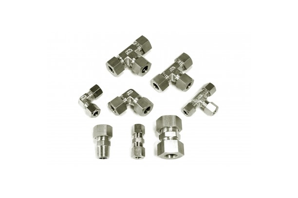 JIS & KS Bite Type Tube Fittings