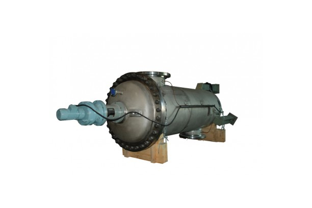 SELF CLEANING STRAINER FOR OFFSHORE