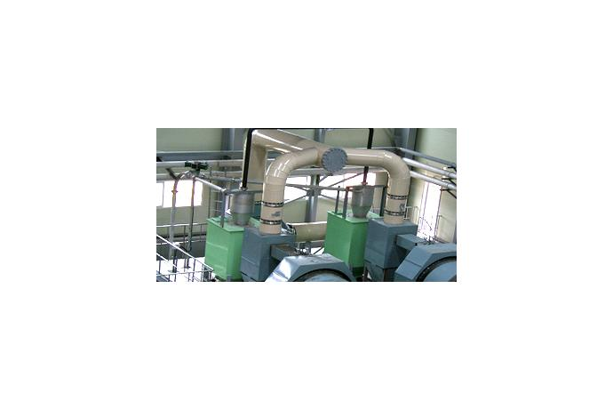 Air and Incinerator Equipments Control System