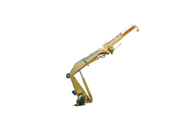 Knuckle / Telescopic Crane