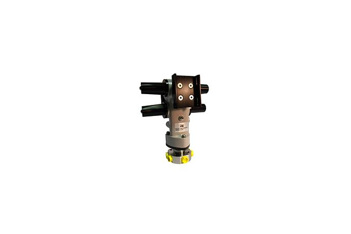 해양 물리 - Hydraulic Pan & Tilt Unit-Tritech