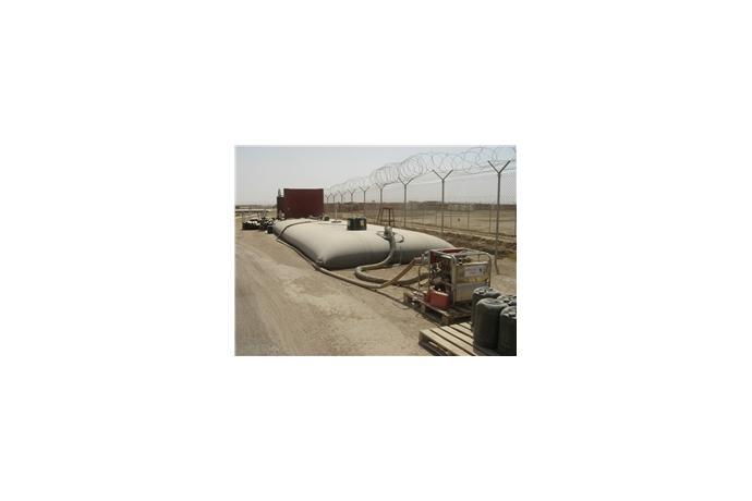 Fuel Logistics in Forward Areas - Flexible Tanks