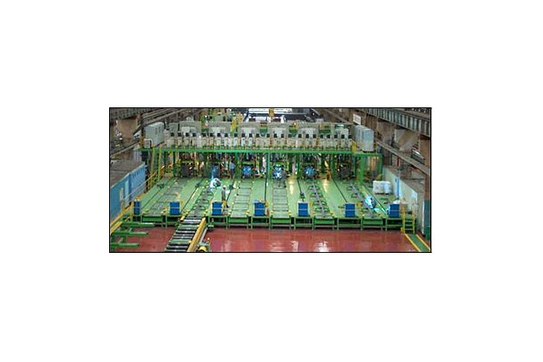 BLT(Built-up) Fabrication Line