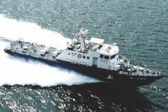 Aluminum Ships