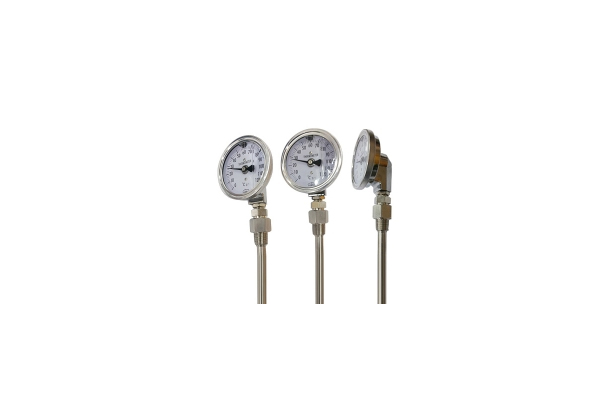 Bimetallic Low-temperature thermometer L-type