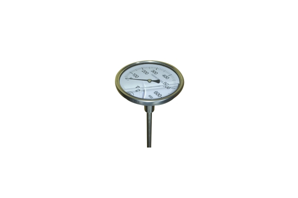 Directly-connected high-temperature thermometer T-type