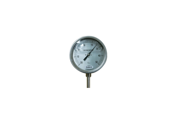 Angle-adjustable thermometer