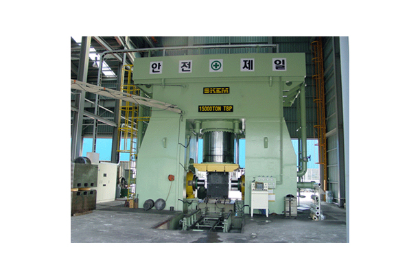 15,000TON HYDRO_FORMING PRESS