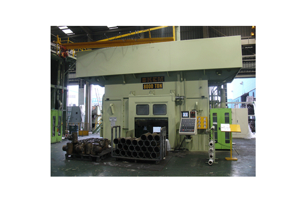 8,000TON HYDRO_FORMING PRESS