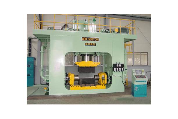 1,800TON HYDRO_FORMING PRESS