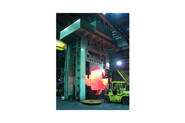 6,000TON (TEE, HOT) METAL-FORMING PRESS_1