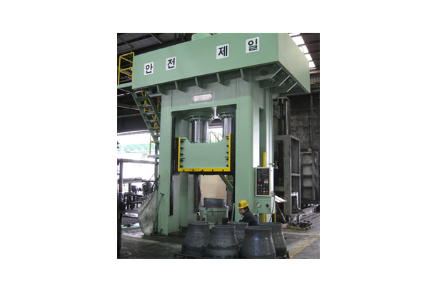 1,000TON (REDUCER, HOT) METAL-FORMING PRESS