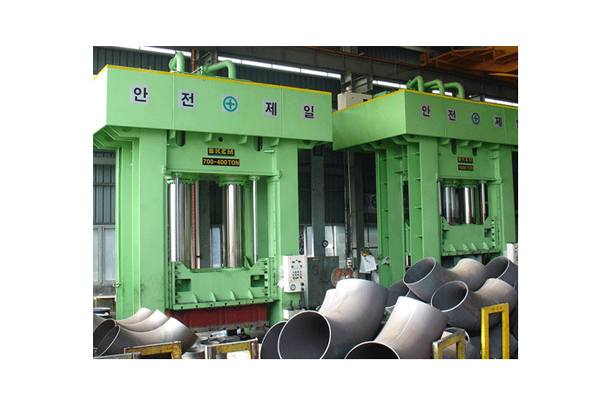1,000TON (ELBOW, COLD) METAL-FORMING PRESS_1