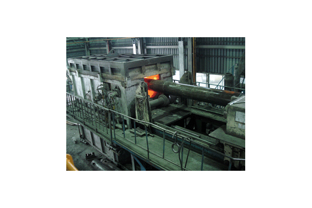 1,000TON (ELBOW, HOT) METAL-FORMING PRESS