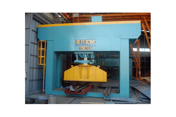 1,200TON PORTAL PRESS (PIPE BENDING PRESS)