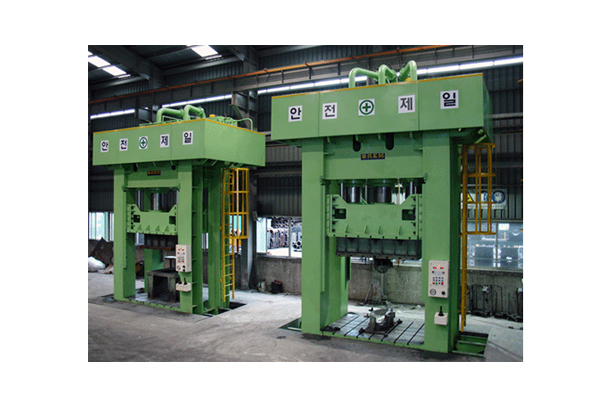 1,000TON DEEP DRAWING PRESS