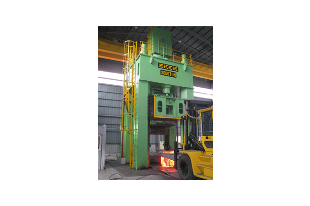 3,000TON OPEN DIE FORGING PRESS