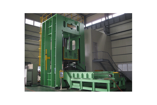 5,000TON PIPE HYDRO-FORMING PRESS