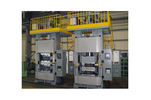 300TON HOT MOLDING PRESS