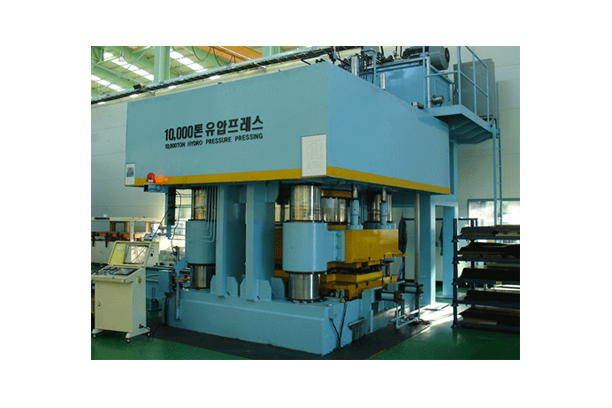 10,000TON ULTRA-HIGH PRESSURE PRESS