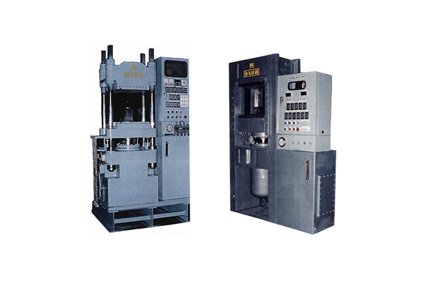 PLASTIC HOT MOLDING PRESS