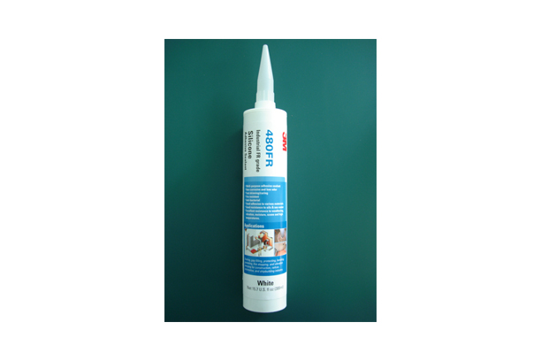 3M™ 480FR Industrial FR grade Silicone Adhesive Sealant