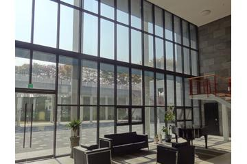 Glazed Curtain Wall