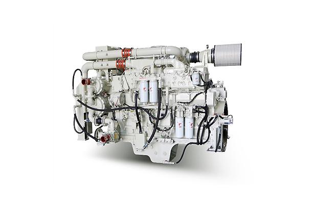 STX-CUMMINS 고속엔진 (주기/주발전기/비상발전기)