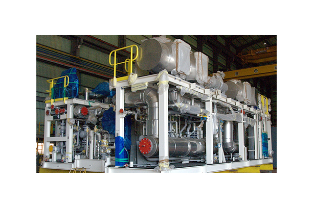 PROCESS PKG FOR GAS (LNG COMPRESSOR PACKAGE)