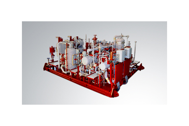 PROCESS PKG FOR GAS (LNG FUEL GAS SUPPLY SYSTEM)