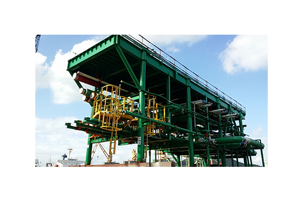 PIPE RACK (MRT)