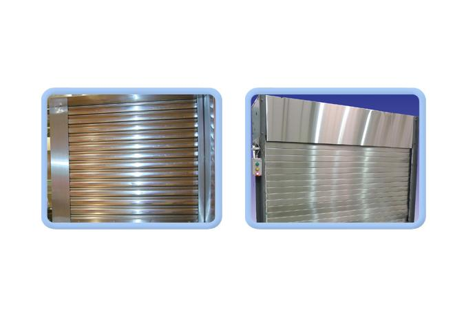 Clss Roll-up Fire Shutter