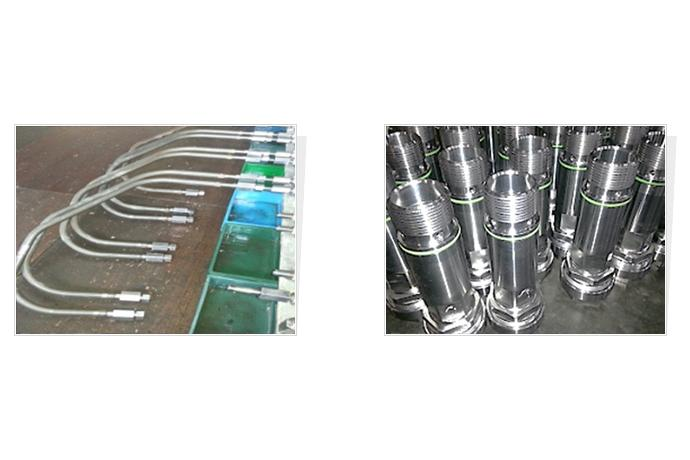 Fuel Oil High Pressure Pipe