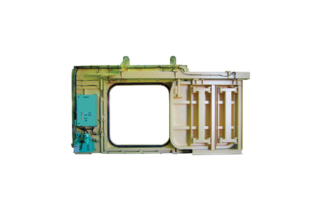 SLIDE SHELL DOOR FOR PILOT