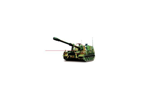 K9 자주포 차체/포탑 부품(방산부품 부문)