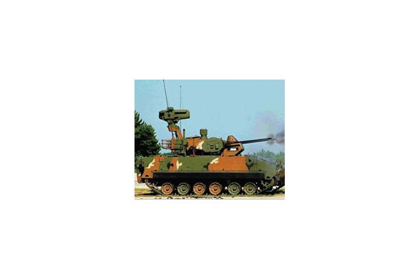 K-30(비호) 30MM 자주대공포(POWER UNIT 정비부문)