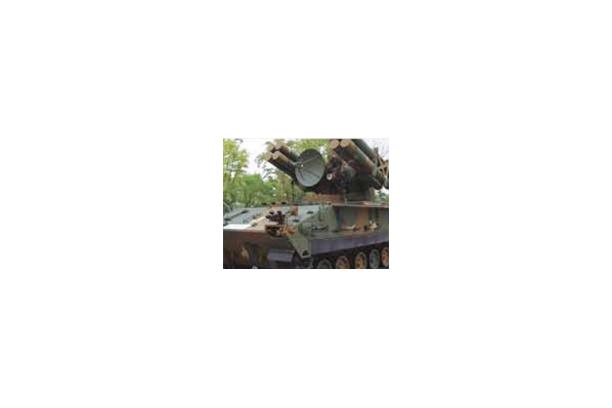 지대공유도무기 천마(POWER UNIT 정비부문)