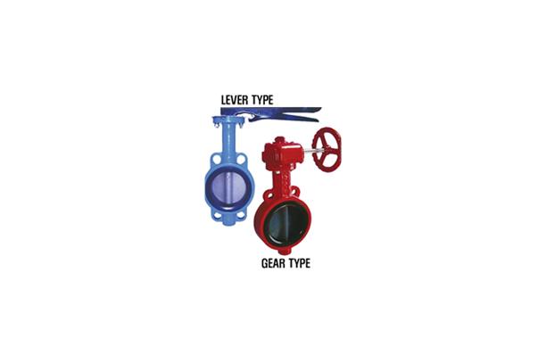소방용버터플라이 밸브