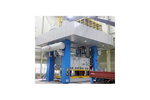 2000 Ton Press ASSY Production, installation, commissioning(Seojin Industrial Ansan Factory)