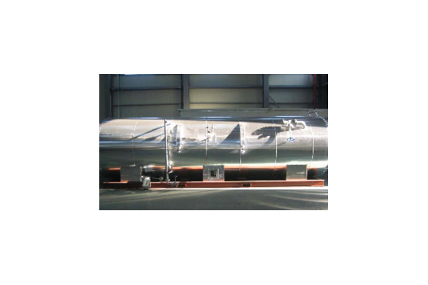 Cryogenic CO₂Storage Tank(Urethane Insulated)