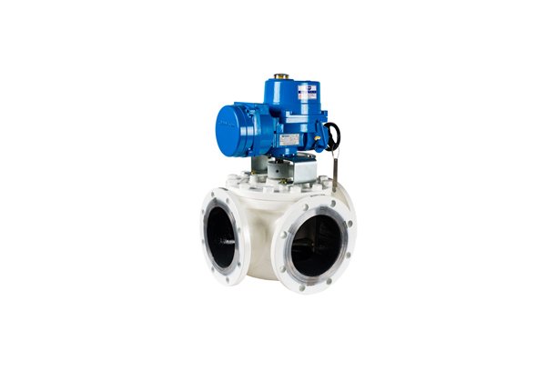 3Way Electric Motorized Rotary Valve (Control Valve)