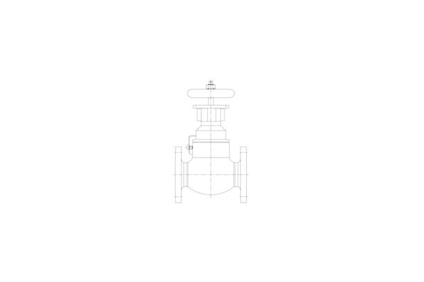 Manual Flow Regulating Valve (Manual Valve)
