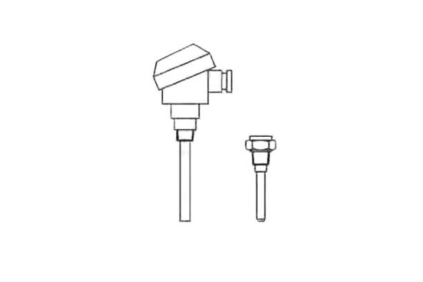 Temperature Sensor (RTD sensor) (Sensors)