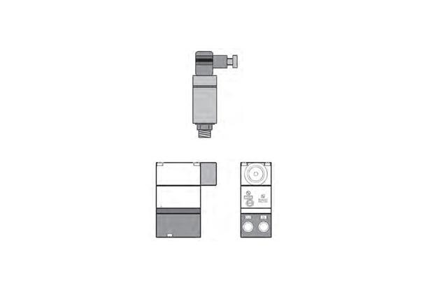 P/I (pressure to current) transducer) (Sensors)