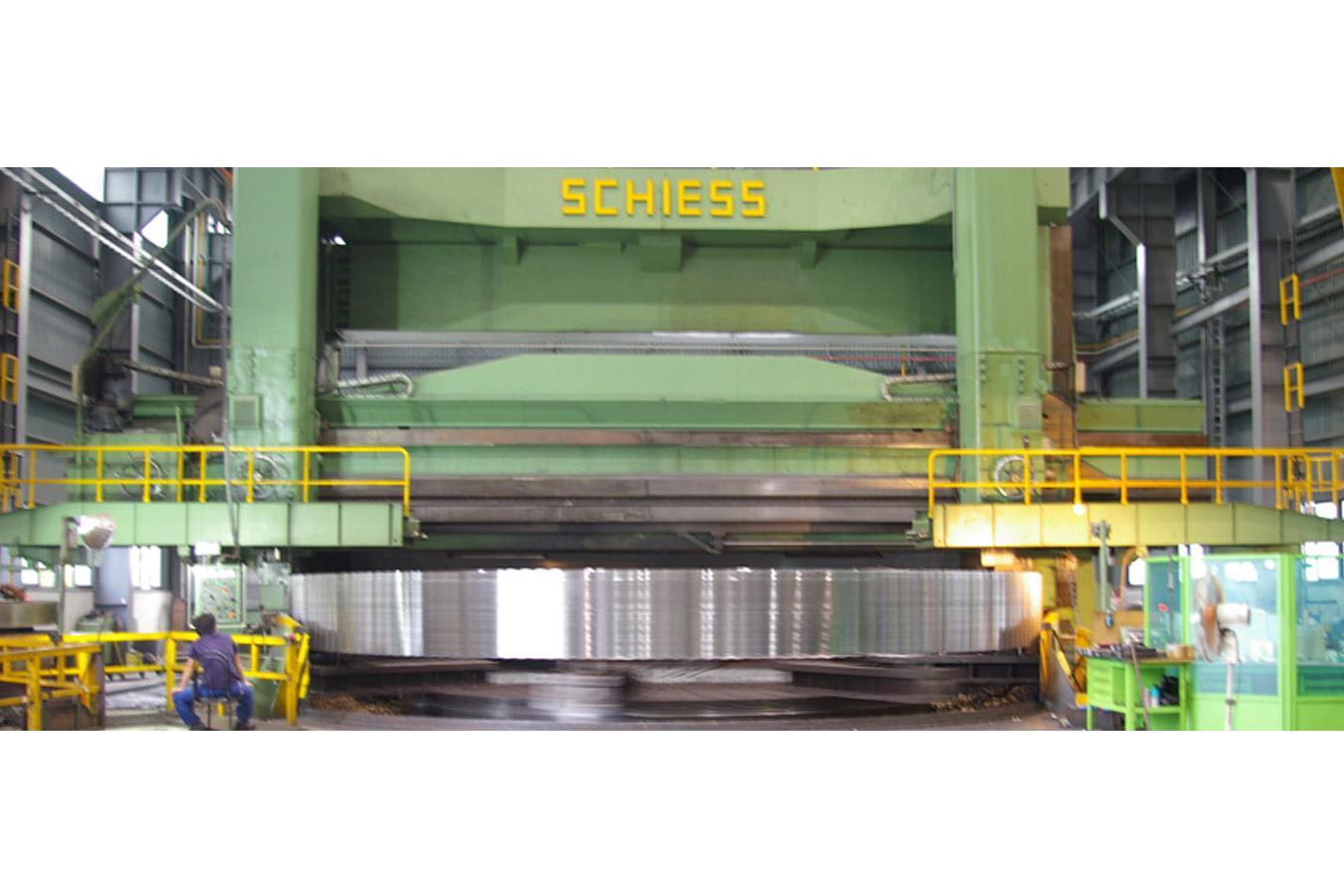 CNC Turnning M/C