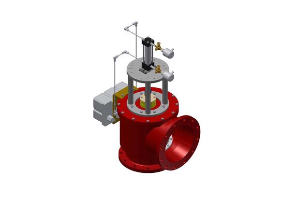 VOC CONTROL SYSTEM (VOC Control System)