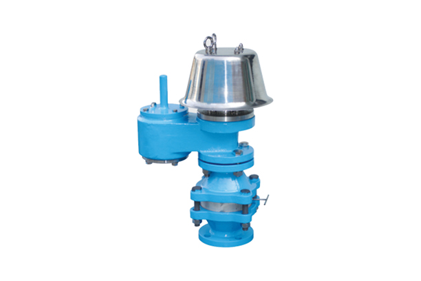 TYPE BREATHER VALVE WITH FLAME ARRESTER